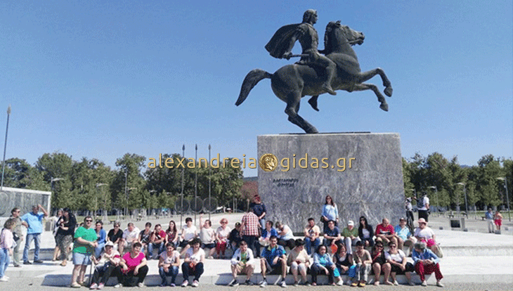 Εκδρομή στη Θεσσαλονίκη για τα Παιδιά της Άνοιξης (φώτο)