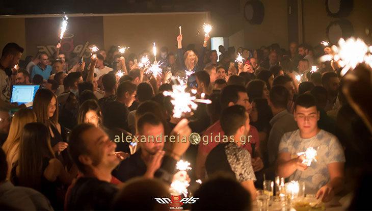 Βούλιαξε στο Openning Party το χειμερινό ANGELS στη Μελίκη! (φώτο)