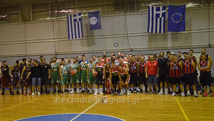 Σημαντικές εμπειρίες για την αντρική ομάδα του ΑΘΛΟΥ Αλεξάνδρειας σε τουρνουά στη Θεσσαλονίκη (φώτο)