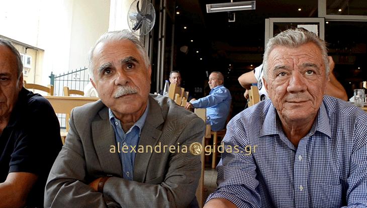 Η ερώτηση του Αλεξάνδρεια-Γιδάς στον υφυπουργό Γιάννη Μπαλάφα στην Αλεξάνδρεια (βίντεο)