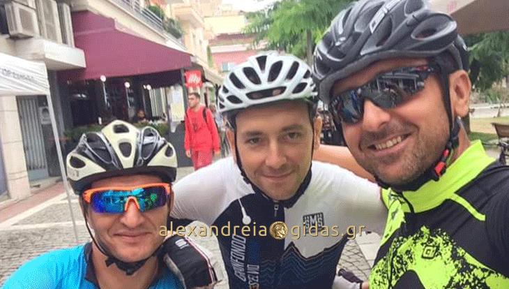 3 ποδηλάτες από την Αλεξάνδρεια και 1 μετάλλιο στην πιο σκληρή ανάβαση στην Ελλάδα! (φώτο)