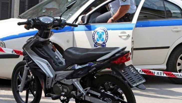 Έκλεψε και πούλησε μοτοσικλέτα σε περιοχή της Αλεξάνδρειας
