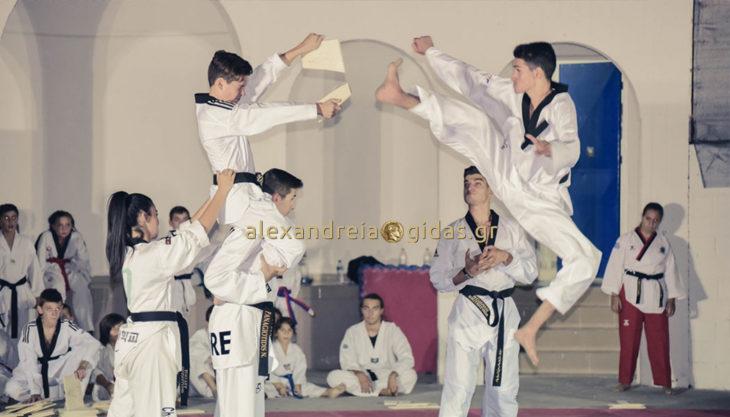 Εντυπωσιακή επίδειξη του Ολυμπιακού Tae Kwon Do από τον ΦΙΛΙΠΠΟ Αλεξάνδρειας! (φώτο-βίντεο)