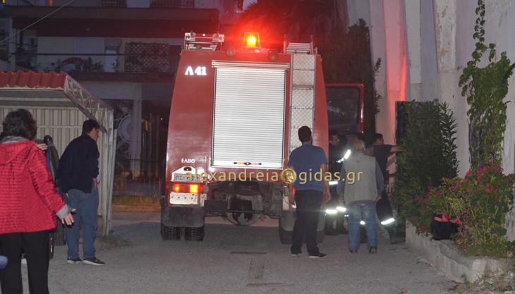 ΤΩΡΑ: Σειρήνες της πυροσβεστικής στην πόλη – πήρε φωτιά ένα από τα παλαιότερα club της Αλεξάνδρειας (φώτο-βίντεο)
