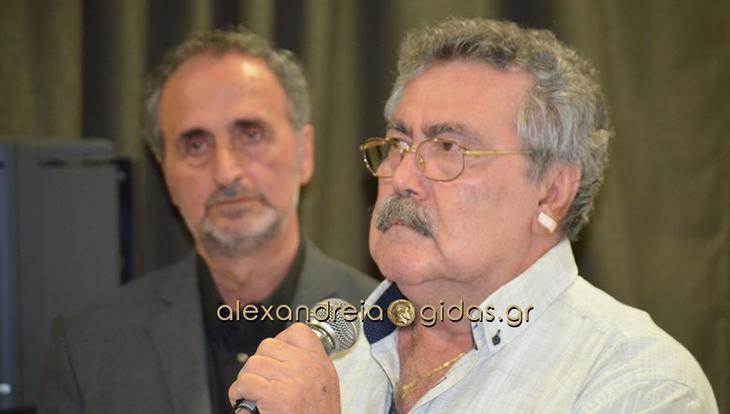 Ο Αντώνης Καγκελίδης είναι ο νέος πρόεδρος του Σ.Πο.Σ. Κεντρικής Μακεδονίας και Θεσσαλίας