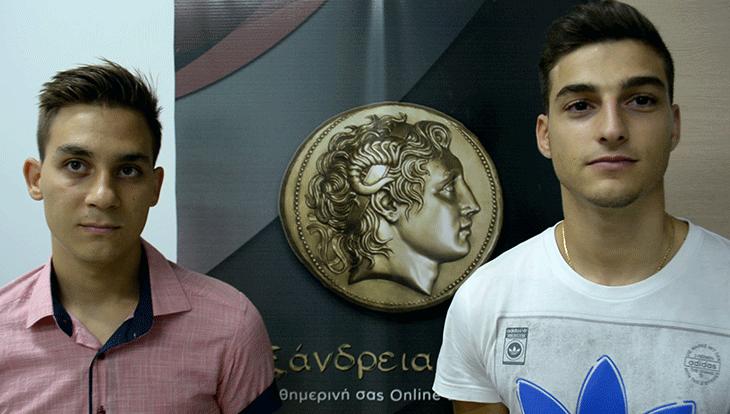 Ένας χάλκινος Ολυμπιονίκης βρέθηκε στην Αλεξάνδρεια! (βίντεο)