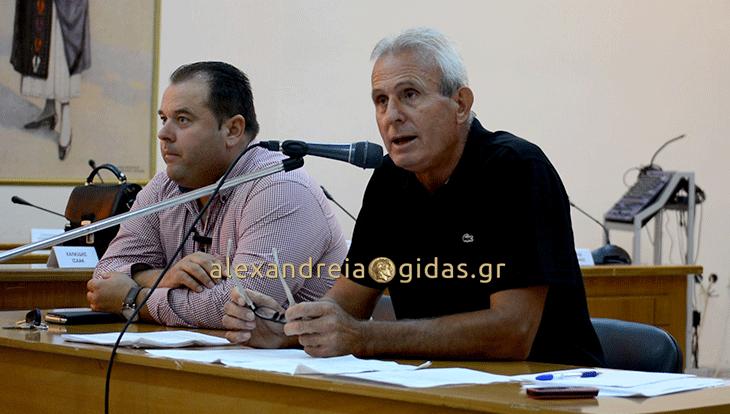 Μ. Κυτούδης: «Αν νομίζει ο δήμαρχος ότι δεν έκανα σωστά τη δουλειά μου, η παραίτησή μου είναι στη διάθεσή του» (βίντεο)