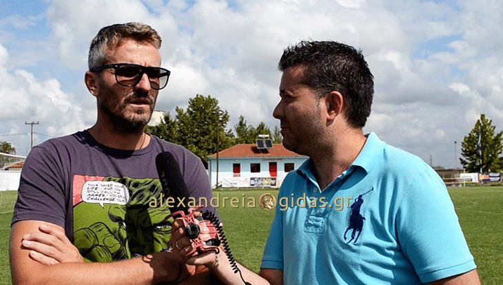 Νίκος Αναστασόπουλος: «Γιατί έφυγα από τον Λουτρό – ευχαριστώ διοίκηση και ποδοσφαιριστές» (βίντεο)