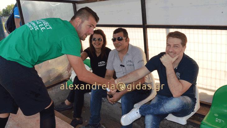Ανακοίνωσαν Πατρίκα και άλλους 5 ποδοσφαιριστές τα Τρίκαλα