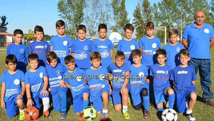Ξεκίνησαν οι προπονήσεις στην ακαδημία ποδοσφαίρου ΑΣΤΕΡΑΣ Αλεξάνδρειας – οι εγγραφές συνεχίζονται