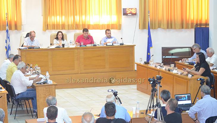 Κατά πλειοψηφία ο ισολογισμός και τα αποτελέσματα χρήσεως του δήμου Αλεξάνδρειας για το οικ. έτος 2016
