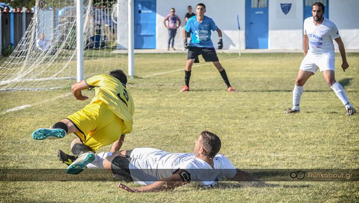 Δόξα Λιανοβεργίου – Άρης Παλαιοχωρίου 0-1: Δεν ίσχυσε ο νόμος του ποδοσφαίρου (πλούσιο φωτορεπορτάζ)