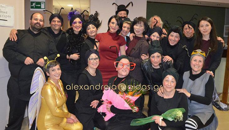 Το Σάββατο η ΤΖΙΤΖΙΜΙΤΖΙΧΟΤΖΙΡΙΑ ανεβαίνει στο αμφιθέατρο Αλεξάνδρειας!