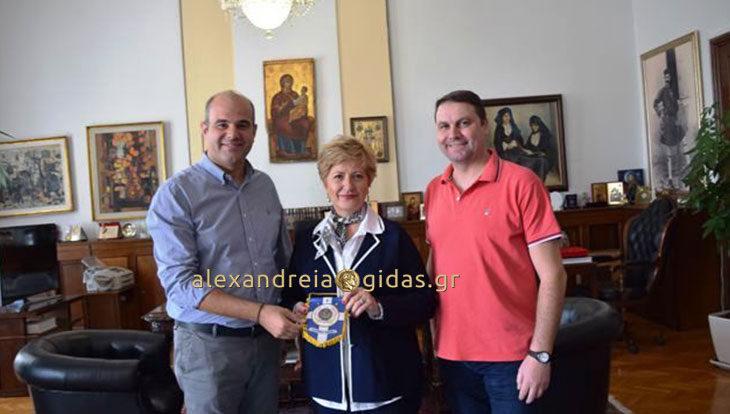 Αστυνομικοί της Ημαθίας συναντήθηκαν με την Υφυπουργό Εσωτερικών (φώτο)