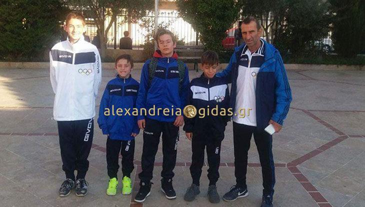 Αναχώρησαν για τουρνουά στη Βουλγαρία οι νεαροί αθλητές Tae Kwon Do του ΦΙΛΙΠΠΟΥ Αλεξάνδρειας