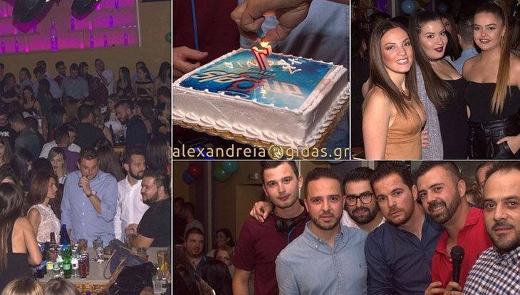 Δείτε τι έγινε στο γενέθλιο party του ANGELS club στη Μελίκη! (φώτο)