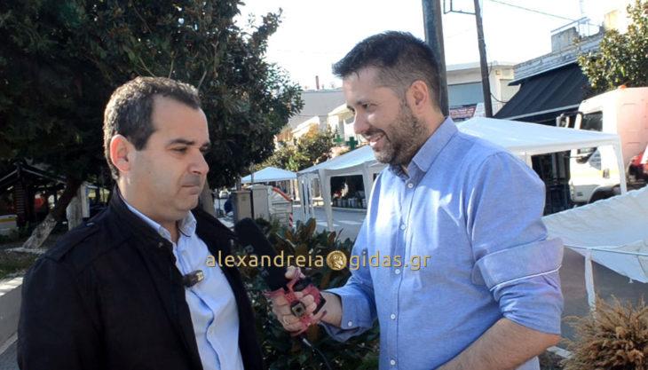 O Στέφανος Δελιόπουλος μιλάει για τη Γιορτή Πίτας αλλά και ποιον τραγουδιστή θέλει να φέρει τα Χριστούγεννα! (βίντεο)