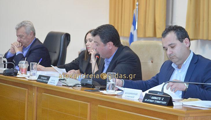 Με 55 θέματα συνεδριάζει την Δευτέρα το δημοτικό συμβούλιο Αλεξάνδρειας