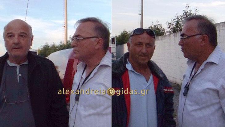 Τι δήλωσαν Φοιρός – Κελεσίδης για τον αγώνα Αλεξάνδρεια – Αγροτικός Αστέρας (βίντεο)