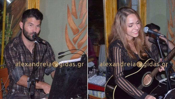 Ο Αργύρης και η Σεμίνα επιστρέφουν ξανά στο OLIVE για ένα unplugged live!