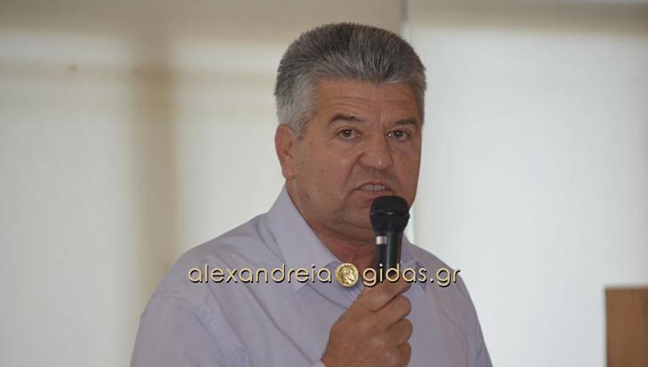 Σάκης Παντόπουλος: Ευχαριστούμε τους ανθρώπους τρίτης ηλικίας για τα μαθήματα ζωής και αξιοπρέπειας