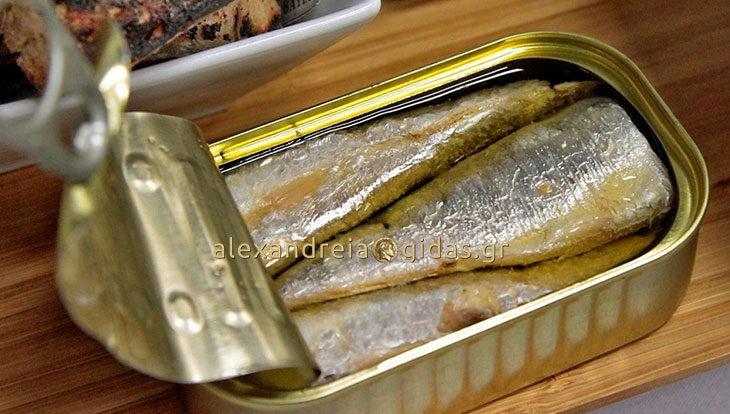 ΠΡΟΣΟΧΗ: Αυτές τις σαρδέλες μην τις φάτε – τις ανακάλεσε ο ΕΦΕΤ! (φώτο)