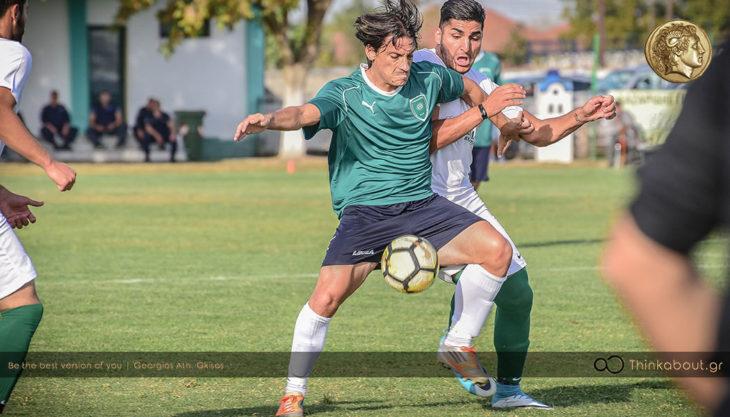 Δείτε το ντέρμπι Τρίκαλα – Αλεξάνδρεια 2-0 με την ξεχωριστή ματιά του Γιώργου Γκίσα! (φώτο)