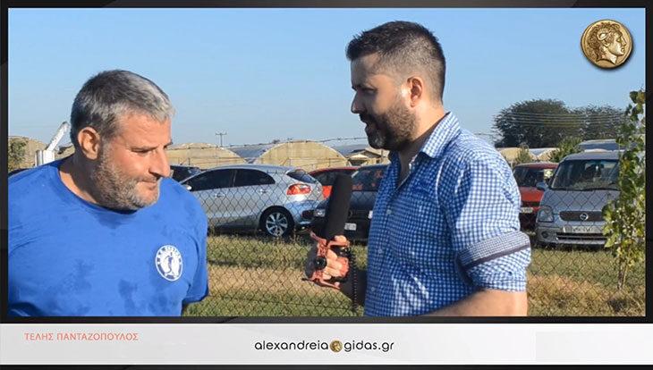 Ακούραστος ο Τέλης Πανταζόπουλος που και φέτος θα παίξει τερματοφύλακας – δείτε σε ποια ομάδα! (δήλωση)