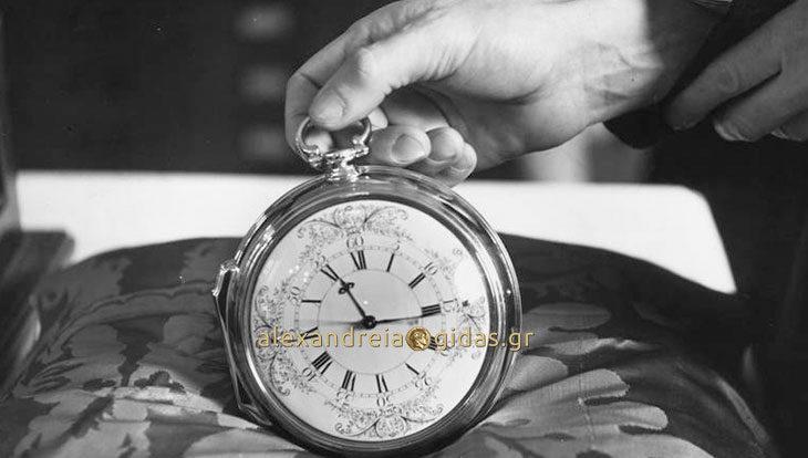 Σκέφτονται την κατάργηση της αλλαγής ώρας