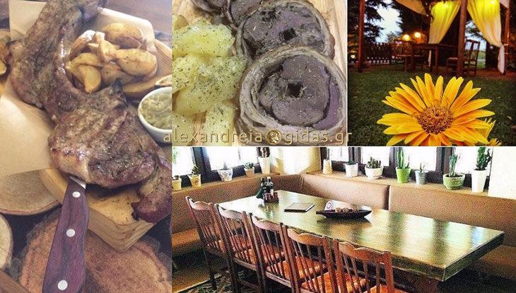 Σαββατοκύριακο στην ταβέρνα ΜΑΚΗΣ στο Βρυσάκι με σούβλες και ένα νέο πιάτο έκπληξη! (φώτο)