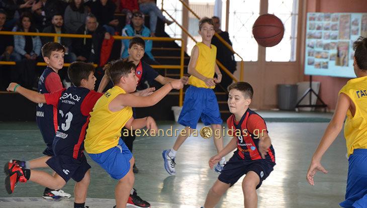 Ενθουσίασαν οι νεαροί αθλητές των δύο τμημάτων από τις ακαδημίες του ΑΘΛΟΥ Αλεξάνδρειας (φώτο)