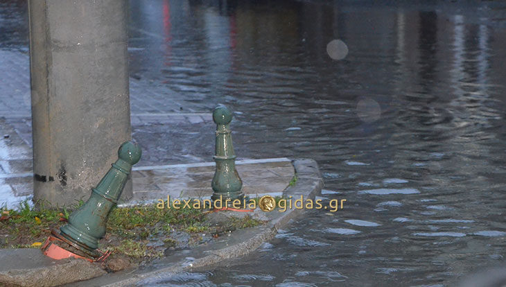 Δήμος Αλεξάνδρειας: Οι βροχές θα συνεχιστούν μέχρι την Κυριακή – τι να προσέξετε