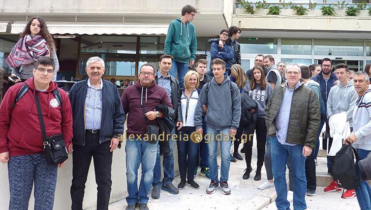 Το ΓΕΛ Μελίκης στην Κροατία και το Σπλίτ: «Το διαμάντι της Αδριατικής» (φώτο)