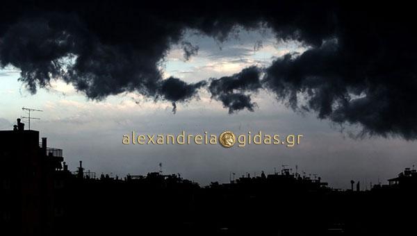 Σημαντική αλλαγή στον καιρό με ισχυρούς ανέμους και καταιγίδες σε όλη την Ελλάδα