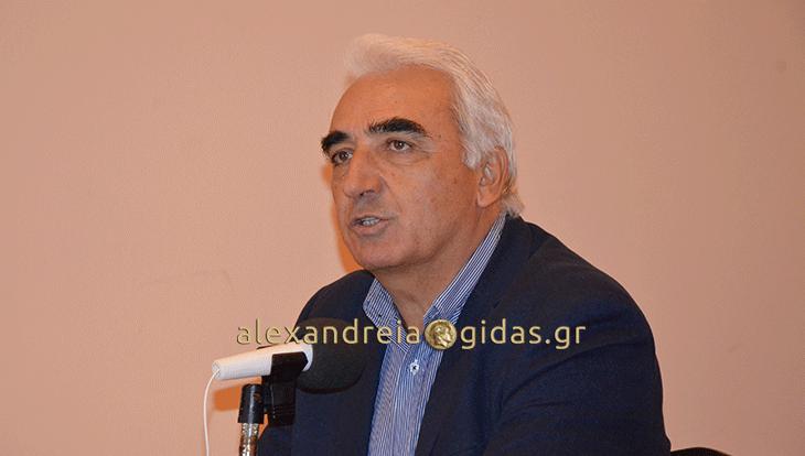 ΤΩΡΑ: Μιχάλης Χαλκίδης: «Κατεβαίνω υποψήφιος δήμαρχος!»