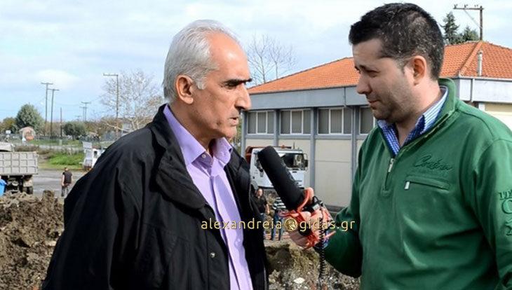 Θα ανοίξουν αύριο Πέμπτη τα σχολεία στον δήμο Αλεξάνδρειας; Τι απαντάει ο αντιδήμαρχος Σάκης Χαλκίδης
