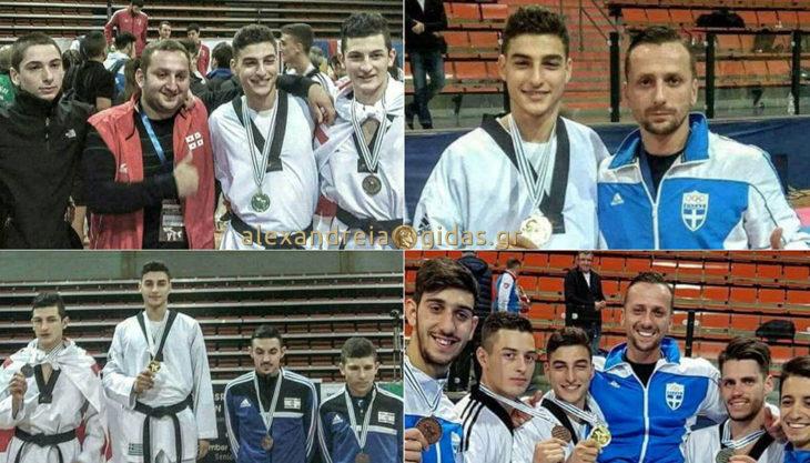 Κορυφαίος στον κόσμο ξανά ο Κωνσταντίνος Χαμαλίδης – χρυσό μετάλλιο σε παγκόσμιο meeting στο Ισραήλ! (φώτο)