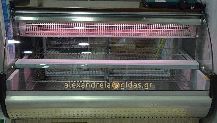 ΠΩΛΕΙΤΑΙ επαγγελματικό ψυγείο στην Αλεξάνδρεια (φώτο-πληροφορίες)