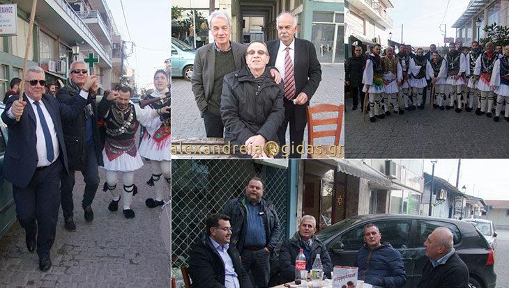 Έκλεισε τη χρονιά με γουρουνοχαρά το πρακτορείο ΟΠΑΠ της Ηλιάνας Κορακάκη στην Αλεξάνδρεια! (φώτο)