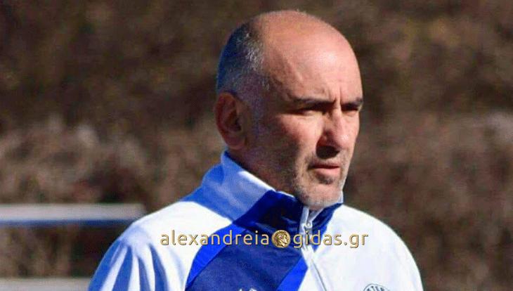 Υποψήφιος στο Τμήμα Υπηρεσιών για το Επιμελητήριο Ημαθίας με τον Γιώργο Μπίκα ο Πόλυς Χουρσουζίδης
