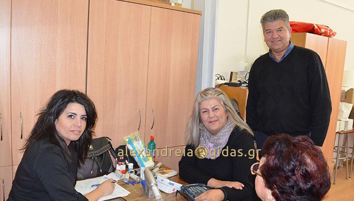 Με επιτυχία οι εξετάσεις Τηλεϊατρικής στο ΚΑΠΗ Αλεξάνδρειας (φώτο)