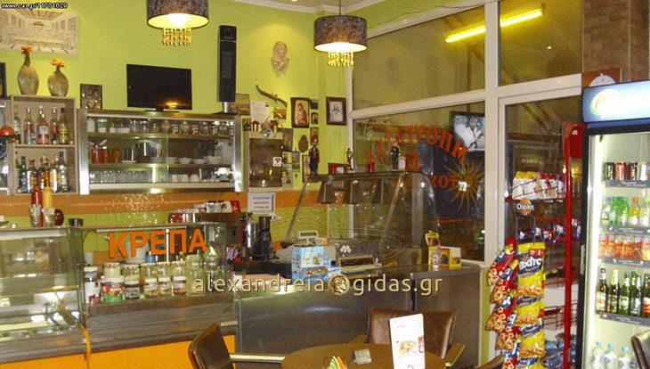 Πωλείται κεντρική επιχείρηση στην Μελίκη (φωτογραφίες, εξοπλισμός και πληροφορίες)