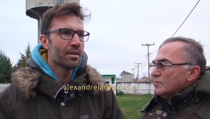 Προπονητής της Αλεξάνδρειας: Έχω μόνο 11 παίκτες, δεν έχουν έρθει οι μεταγραφές, ο ρόλος του προέδρου είναι να κάνει μεταγραφές
