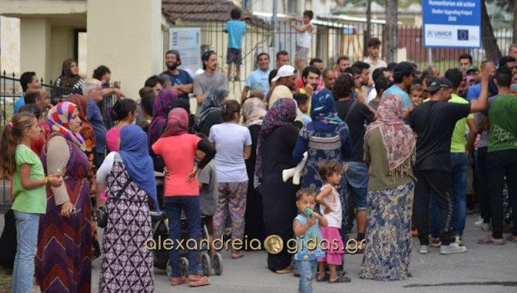Τάξεις υποδοχής στα Λύκεια για προσφυγόπουλα ιδρύονται στην Κεντρική Μακεδονία