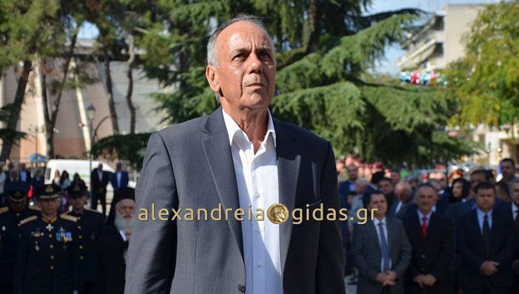 Χρήστος Αντωνίου: «Τα συλλαλητήρια δεν λύνουν τα σοβαρά εθνικά θέματα – η κληρονομιά της Μακεδονίας είναι Ελληνική»