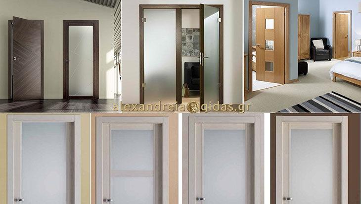 Κουφώματα ΔΕΛΙΟΠΟΥΛΟΣ στην Αλεξάνδρεια: Μεγάλη ποικιλία σε εσωτερικές πόρτες – δείτε και επιλέξτε! (φώτο)