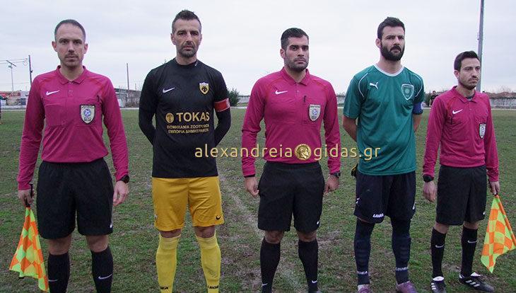 Αλεξάνδρεια – Καρίτσα 0-1: Σε πολύ δύσκολη θέση η ομάδα (φώτο)