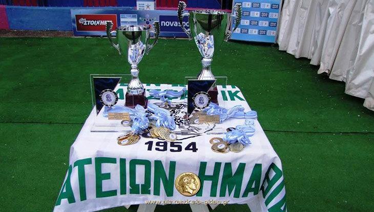Αύριο οι επαναληπτικοί αγώνες κυπέλλου Ημαθίας: Μεγάλο ενδιαφέρον στην Αλεξάνδρεια (πρόγραμμα)
