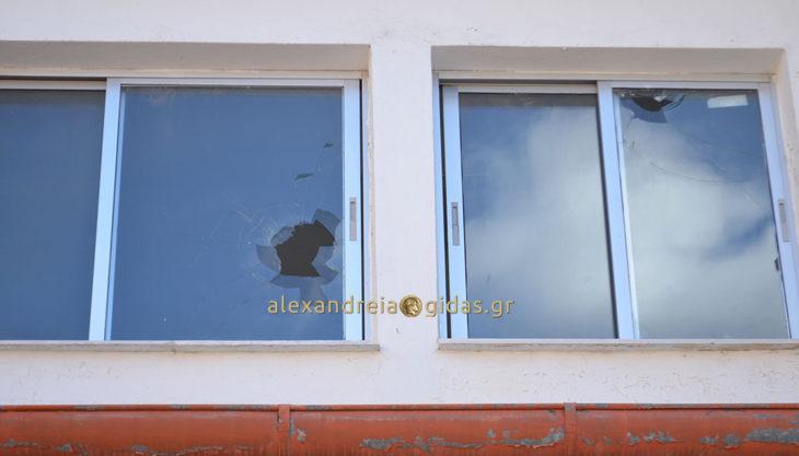 3 νεαροί οι δράστες των βανδαλισμών που έγιναν τον Ιανουάριο στο ΕΠΑΛ Αλεξάνδρειας (βίντεο)