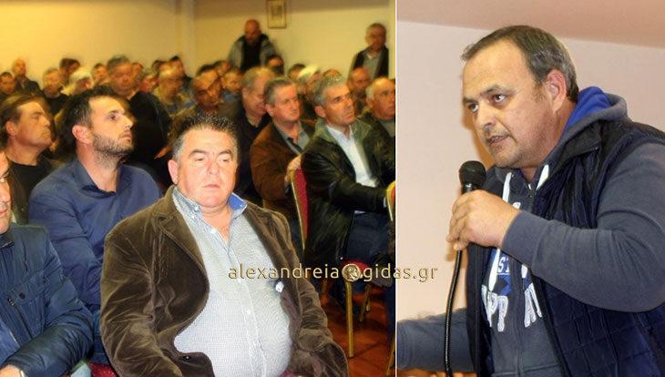 Κατεβαίνουν στην Θεσσαλονίκη για να συναντήσουν τον πρωθυπουργό οι αγρότες της Ημαθίας (φώτο)